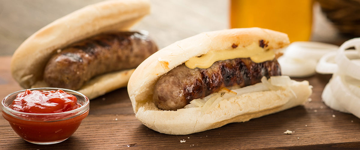 Beer Brat and Onions Recipe