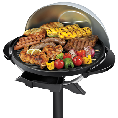 George Foreman Electric Grill GGR200RDDS