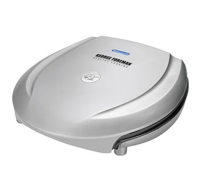 indoor grilling by george foreman electric grill