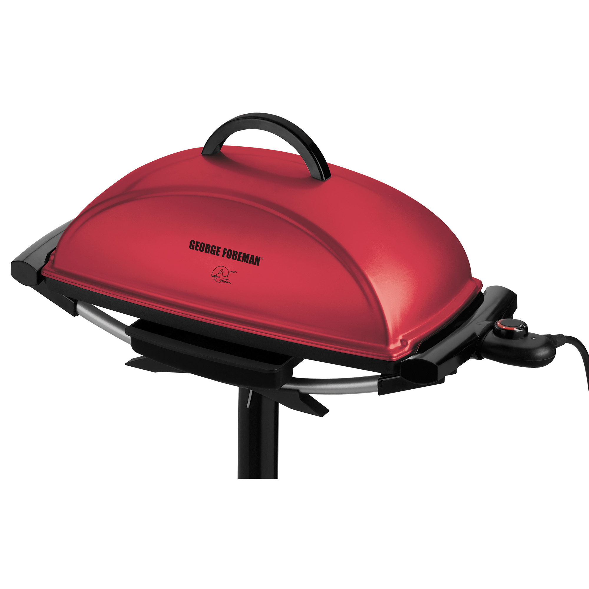 George Forman Electric Indoor ~ Foreman outdoor grill cooking