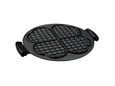 George Foreman Waffle Plate Insert for 360 Grill GRP106WP Grill Plate Waffle Plate Waffle Grill